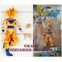Muñeco Dragon Ball Z Goku Ssj Articulado - Saiyajin - Saiyan