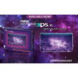 New Nintendo 3ds Xl Galaxy, Envio Expres Gratis, Grantía.