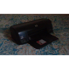 Impressora Hp Deskjet D1660 (com Cartucho, Precisa Recarga)