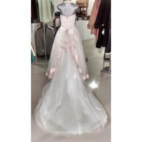 Hermoso Vestido De Novia David