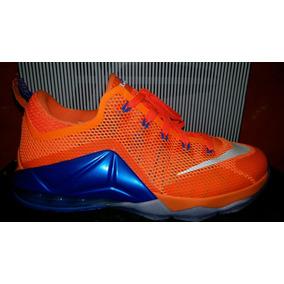 Tenis Nike Lebron Low 12 Del 25 Cm Nuevo En $1499.00