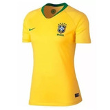 Camiseta Feminina Baby Look Brasil Copa Do Mundo Rússia 2018