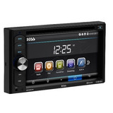 Reproductor De Carro Boss + Touchscreen Lcd 6,2 + Bluetooth