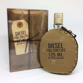 Diesel Fuel For Life 125ml Masculino - Lacrado 100% Original