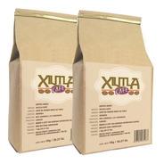 Café De Finca 2pack De 1 Kg C/u Xilitla Café Molido
