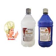 Shampoo + Condicionador Mancioca Kelma  1.9l + Brinde