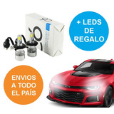 Kit Luces Led Cree Nissan Tiida 16.000 Lumens No Xenón