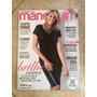 Revista Manequim 696 Ana Hickmann Vestido De Festa Crochê