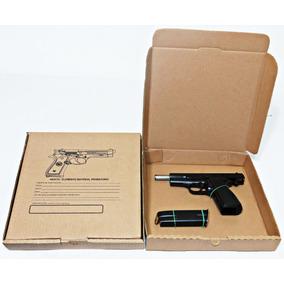 Caja Para Embalaje De Arma De Fuego Corta