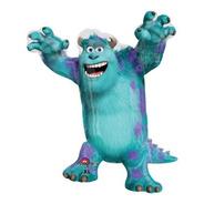 Globo Sulley Sullivan Met Jumbo Fiesta Monsters Inc Univ