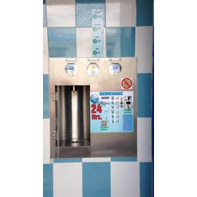 Máquina Vending Para Agua Purificada