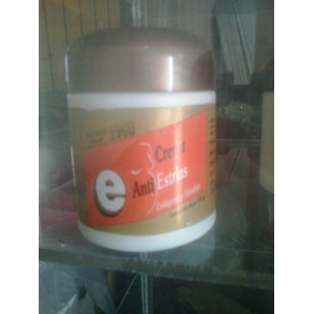 Crema Anti Estrias