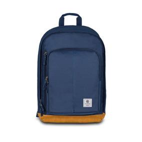 Promoción Backpack Cool Capital Berlín Azul Con Envío Gratis