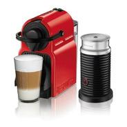 Cafetera Nespresso Inissia Edicion Rojo A3d40 + Aeroccino 3