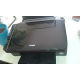 Impresora Multifuncion Epson Tx-105 Funcionando Cart. Nuevos