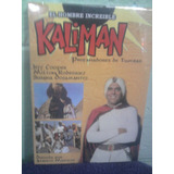 Dvd Kaliman Vs Profanadores De Tumbas Jeff Cooper Kaliman 1