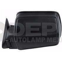 Espejo Jeep Cherokee 1984-1996 Izquierdo Manual Negro Xpo