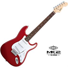 Guitarra Eléctrica Squier Fender Stratocaster California Mn