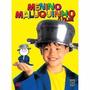 Dvd : O Menino Maluquinho - O Filme - ( Da Obra De Ziraldo )