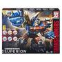 Transformers Generations Combiner Wars Superion Envío Grati
