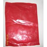 Bolsas Rojas - Residuos Patológicos 15cm X 25cm X 50u (10p)