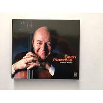 Cd Carlos Prieto De Bach A Piazzolla Coleccionistas