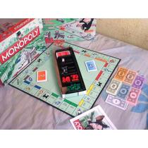 Monopoly Juego De Mesas Envío Gratis Leer Descripción