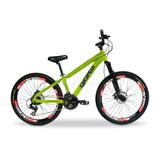 Bike Gios Br 13 Freeride Shimano 21v Vmaxx Freio A Disco Am