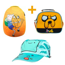 Kit Hora Aventura Mochila Jake + Gorra + Lapicera Jake Cn At