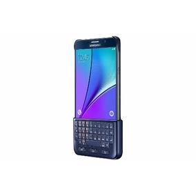 Keyboard Cover Blue Black Galaxy Note 5 Original Samsung