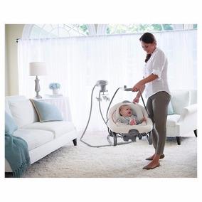 Columpio Para Bebe Graco Musical Vibrador Desmontable 2 En 1