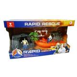 Juguetes Set De Rescate Rapid Rescue