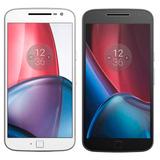 Motorola Moto G4 Plus 16gb 4g Lte + Caja Sellada + Garantía