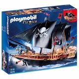 Barco Buque Corsario Con Accesorios - Playmobil