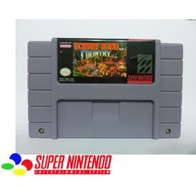 Donkey Kong Country 1 - Snes Super Nintendo