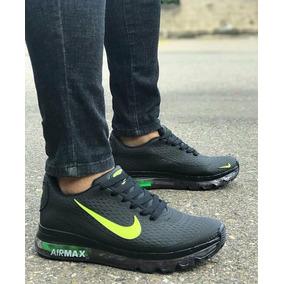 2e5af4526494c Zapatos Nike Airmax Talla 11.5 Americana Con Válbula De Aire ...