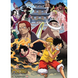 Manga One Piece Wallscroll Anime Posters