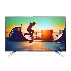 Smart Tv Led 50 Polegadas Philips 4k Uhd Conversor Digital 4