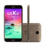 Celular Lg K10 Novo 2017 4g 32gb Tela 5,3 Frete Gratis!!!