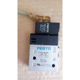 Válvula Pneumática Festo Cpe14-m1bh-3gl-1/8 24vcc