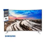 Smart Tv Samsung Led 55 Curvo Un55mu7500