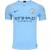 Camisa Do Manchester City Preta Vinho Nova Todas Temporadas