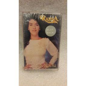 K7 Playback - Rayssa - Dr.rocha-lacrado De Fábrica.