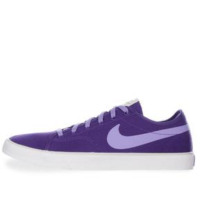 Tenis Nike Primo Court Canvas - 631635500 - Morado - Mujer