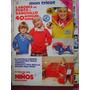 Revista Tejido Dos Agujas Y Crochet Mon Tricot