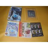Pocket Monsters Silver Pokemon Gb Game Boy Japones
