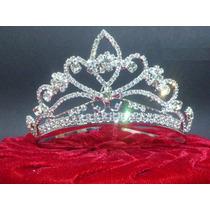 Corona Tiara Presentación Xv Años Reina Princesa Fiesta
