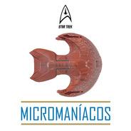 Ferengi Marauder Star Trek Eaglemoss - Frete Grátis