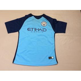 Camiseta Manchester City Niños
