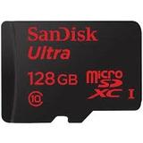 Micro Sdxc Sandisk Ultra Grava-80mb/s 128gb Sd Gopro 4k